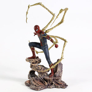 Image 4 - Iron Studios  Iron Spider PVC Statue Action Figure Collectible Model Toy