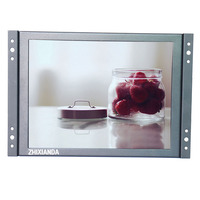 Factory Direct Selling 12 Inch Multi Capacitive Touch Screen Lcd Monitor With AV BNC VGA HDMI