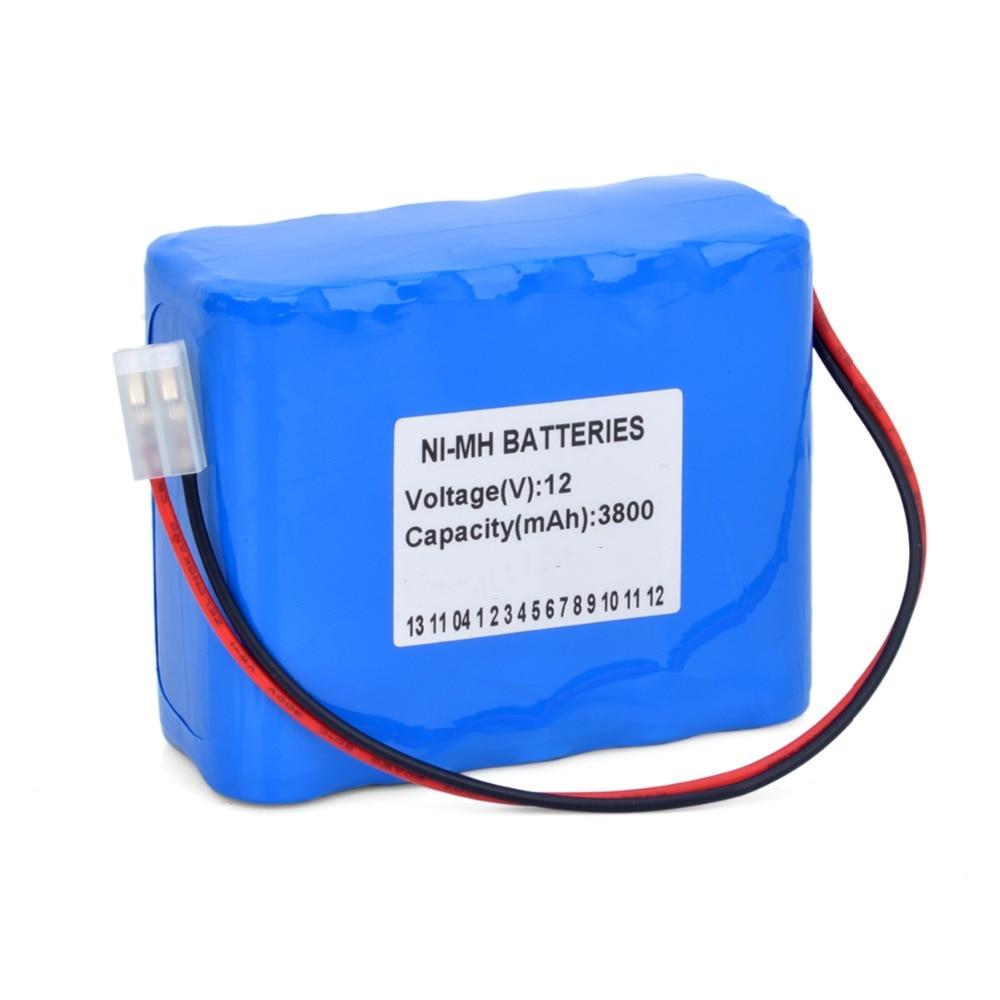 3800mAh New Vital Signs Monitor battery for M&B MB526 MB526B CD2000 ECG-1212 мобильный телефон mb526 motorola mb526