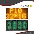 32x16 пикселей светодиодный дисплей модуль p10 DIP один желтый светодиод модель 320 х 160 мм