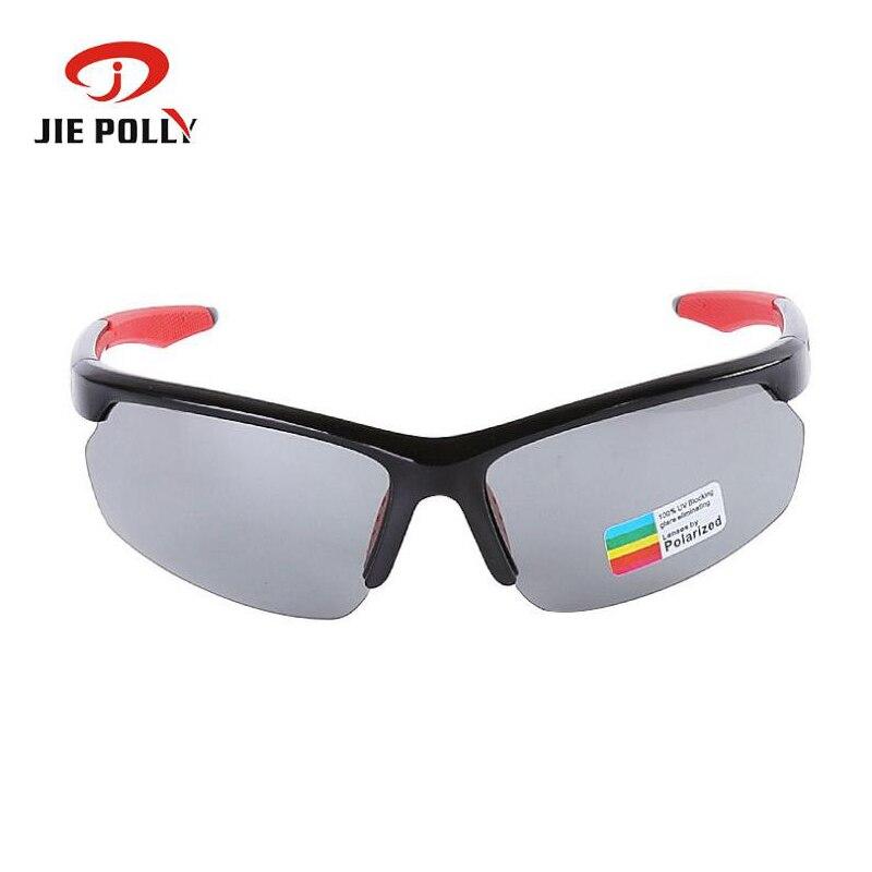 2019 Jiepolly Sport lunettes de cyclisme photochromiques lunettes de soleil pour vélo vélo pêche lunettes de soleil lunettes de soleil Sport
