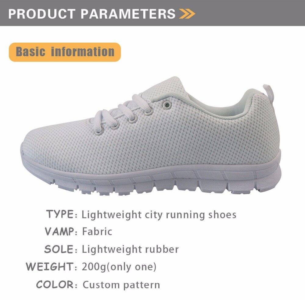 FORUDESIGNS 2018 primavera enfermera impresa zapatos planos mujeres - Zapatos de mujer - foto 6