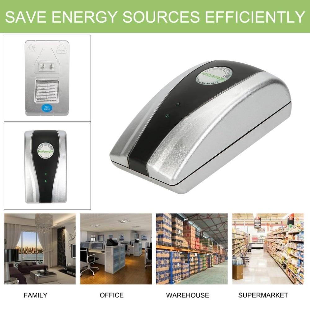 Intelligent Energy 30 Saver Device 90V 240V Type Power Electricity Saving Box ahorrador decorriente EU US EU Plug Saving Buster in Personal Care Appliance Accessories from Home Appliances