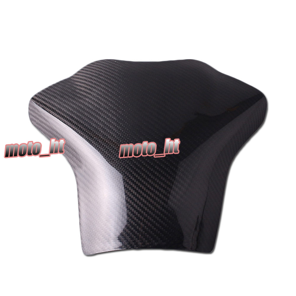 Carbon Fiber Fuel Gas Tank Cover Protector for Yamaha YZF R1 2004 2005 2006 chain guard for yamaha r1 2015 full carbon fiber 100