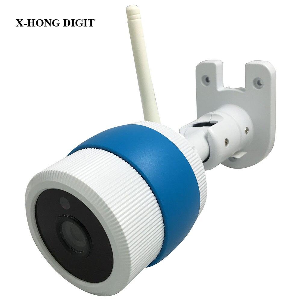 bilder für Outdoor Ip-kamera Nachtsicht wasserdicht IP66 Home security kamera unterstützung sd-karte ONVIF 2,0 720 P HD