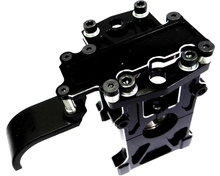 Hot Racing LOSI 5IVE T Alloy Center Differential mount mechanism set Free shipping