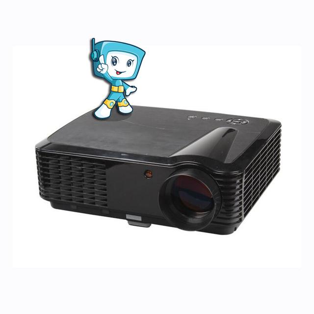 (La Vida inteligente) 2016 Original RD-806B Full HD 1080 p Negocios y Educación, Hogar LLEVÓ el Proyector Del Teatro vienen con Función de TV HDMI VGA AV
