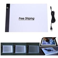 A4 LED Diamond Painting Lightpad Tablet Ultrathin 3.5mm Pad Apply to EU/UK/AU/US/USB Plug Embroidery la casa de papel serie z249