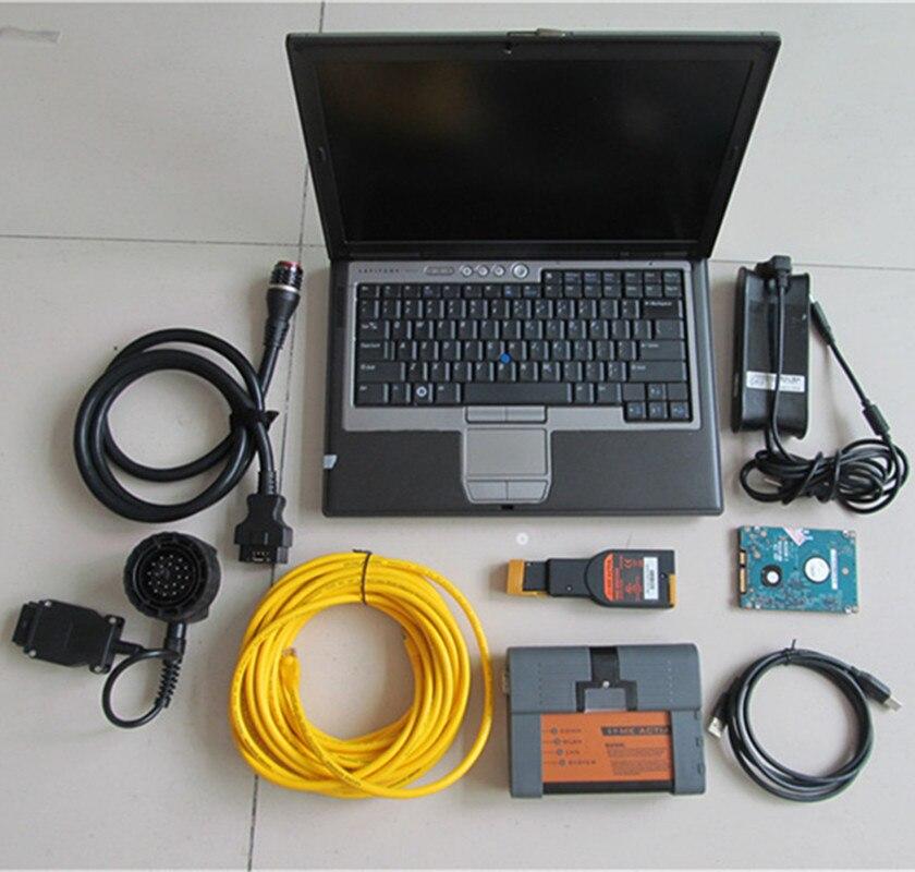 2018 pour bmw icom a2 b c de diagnostic programmeur outil pour bmw hdd 500 gb logiciel mode expert pour d630 ordinateur portable