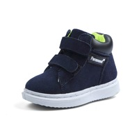 Brand New Genuine Leather Uppers Shoes Single Boys And Girls Casual Shoes Boots Child Boots Baby