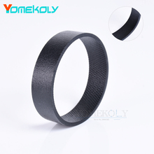 1PC Vacuum Cleaner Motor Rubber Belt Drive Belts for All Kirby Flat Belt 301291 Fits All Generation Series Models Replaced Belt