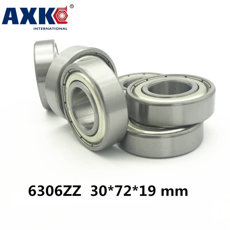 Thrust Bearing Factory Direct Sale 6306 6306zz 6306z 6306-2z 80306 30*72*19 Mm High Quality Deep Groove Ball Bearing 2pcs/lot roxy halter onepiece j pss0