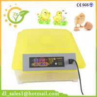 Fast Ship Newest Digital 48 Chicken Eggs INCUBATOR FULL AUTOMATIC INCUBATOR Hen Bird Duck Hatching