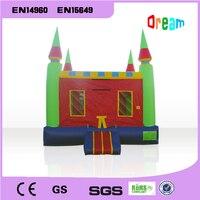 Bambini Liberi di trasporto Trampolino Bouncer Gonfiabile Casa Bouncer Gonfiabile Castello Gonfiabile Castello di Salto Giocattolo Per I Bambini
