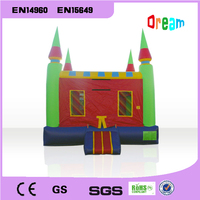 Free Shipping Children Trampoline Inflatable Bouncer House Inflatable Bouncer Castle Inflatable Jumping Castle Toy For Kids