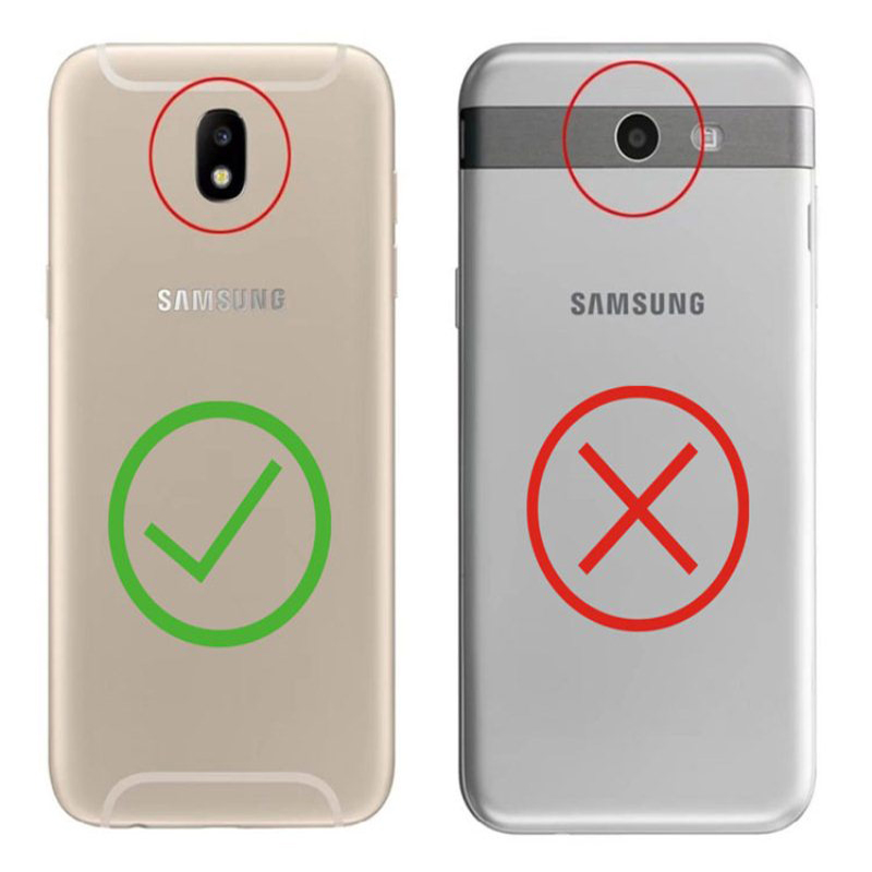 J7 2017 Case For Samsung Galaxy J730F Case J730 shockproof With finger ring Holder Phone Back Cover J7 Pro coque in Half wrapped Cases from Cellphones Telecommunications