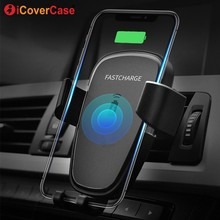 For Huawei Mate 20 Lite Wireless Charger Type C Qi Receiver for Huawei Mate 20 X Mate20 Charging Pad Car Phone Holder Accessory