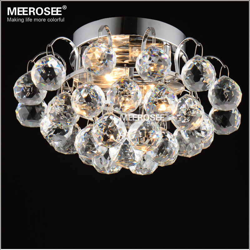 Small Clear Crystal Ceiling Light Fixture Mini Stair Lamp for Aisle Hallway Corridor Cristal Lustres Lights Home Decoration