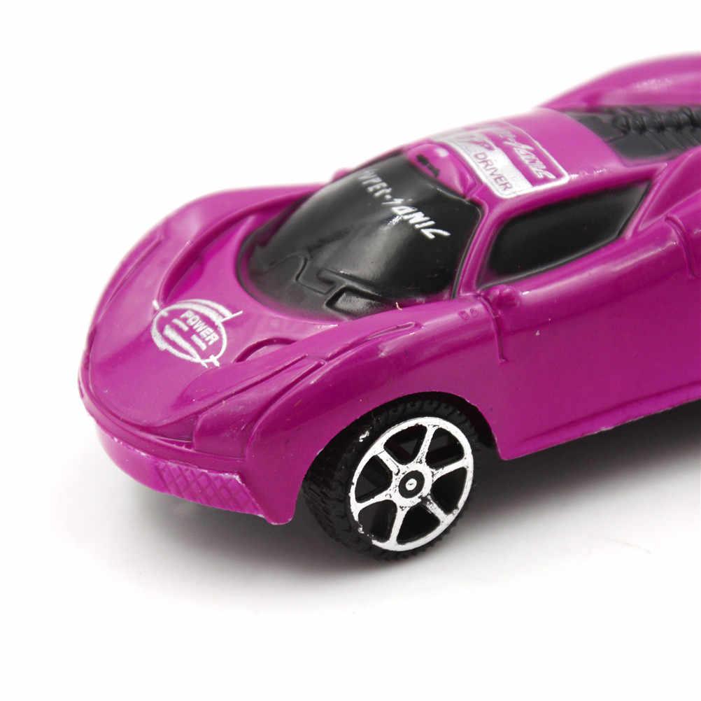 1PC di alta qualità Auto Da Corsa Giocattoli Lightnig Pressofusi In Lega di Metallo Giocattoli di Modello Dei Ragazzi
