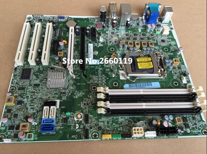 где купить Desktop mainboard for 8200 CMT 611835-001 611796-002 611797-000 motherboard Fully tested дешево
