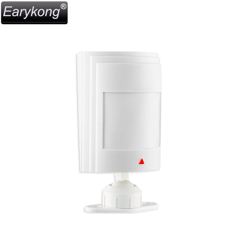 Big Promotion Wired PIR detector 9-16V Support Tamper Alarm Support Home Burglar (PSTN / GSM / Wifi / GPRS)Alarm System yobangsecurity wifi gsm gprs home security alarm system android ios app control door window pir sensor wireless smoke detector