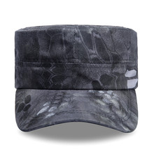 Military Hat Black Python Hats For Men Militarie Army Tactical Cap Camouflage For Combat Chapeau Militaire Working Hat