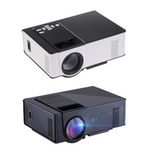 Mini proyector Portable 1500 lúmenes full HD 1080 P TV LED 3D Proyector de Cine en Casa Inteligente Beamer proyector everycom