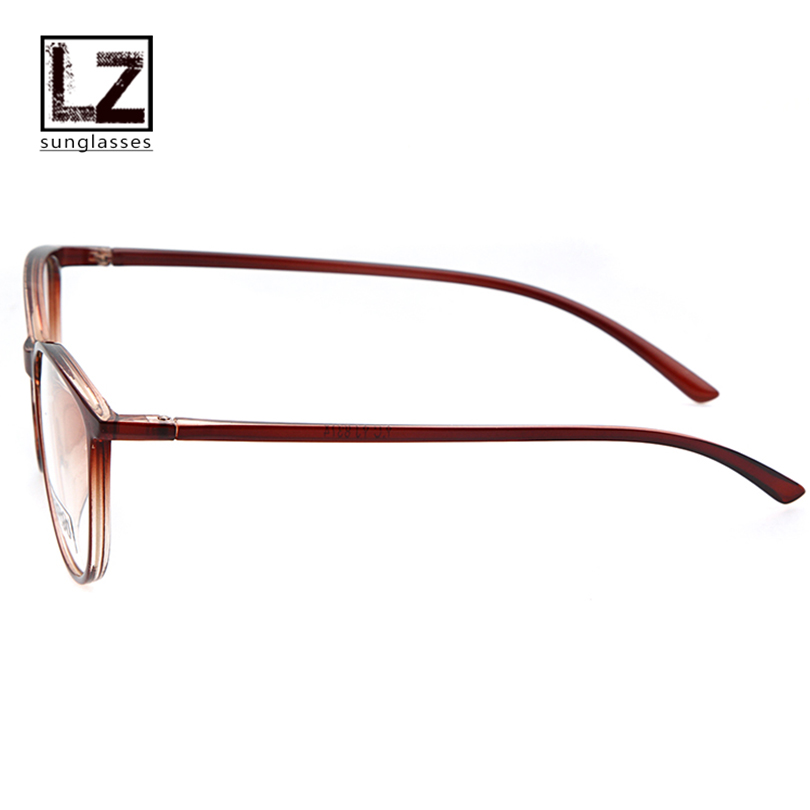 2232e28280 New TR90 Big Round Eyeglasses Frame Oversized Clear Computer Nerd Reading  Glasses Women Mens Eyeglass Frames Eyewear Online-in Eyewear Frames from  Apparel ...