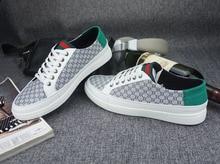 european and american styles carpe da uomo casuale boys white popular shoes men cocodrilo shoes Genuine Leather Deodorization