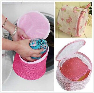 Cesta de lavanderia Ajuda Lavagem Saver Bra Underwear Mulheres Malha Saco De Armazenamento Net
