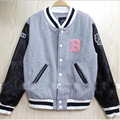 BTS Bangtan Мальчики бейсбол равномерное Jungkook jhope jin jimin v suga длинным рукавом куртки высокого качества с капюшоном