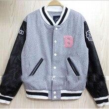 BTS Bangtan Boys baseballuniform Jungkook jhope jin jimin v suga langarm jacke hochwertige hoody Sweatshirt
