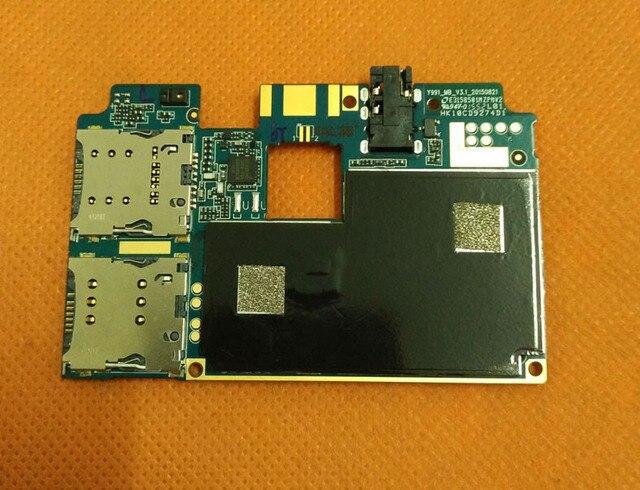 Antigo original mainboard 4g ram + 32g rom placa mãe para elephone vowney mtk6795 octa core 5.5 polegada frete grátis