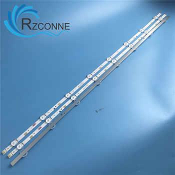 LED backlight strip 8 lamp for Samsung 40 SVC 39.5 FCOM FHD UA40J5200 37622A CY-JJ040BGNV6H UE40J5200 HG40ND460 V5DN-395SM0-R2