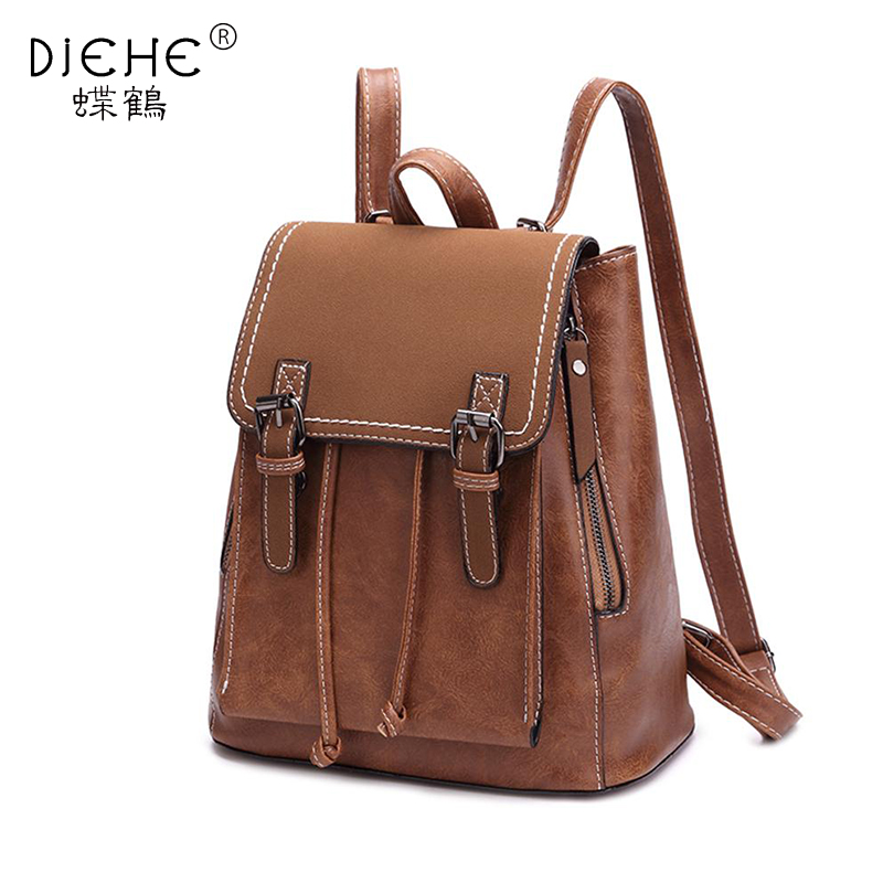 2019 New Fashion Belt Woman Backpack College Students Pack High Quality PU Leather Double Shoulder Bags Girl Travel Backpacks2019 New Fashion Belt Woman Backpack College Students Pack High Quality PU Leather Double Shoulder Bags Girl Travel Backpacks