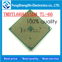 New TL66 CPU TL 66 1M Cache 2 3GHz TMDTL66HAX5DM Socket S1 Dual Core Laptop Processor