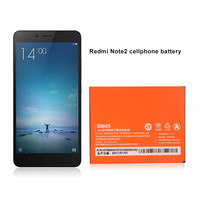 Mi RedMi Note 2 Mobile Phone Battery BM45 Charger Replacement Batteries 3020mAh For Original Xiaomi RedMi