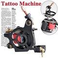 Free Shipping  top quality models of professional tattoo machine 5-color tattoo machine gun