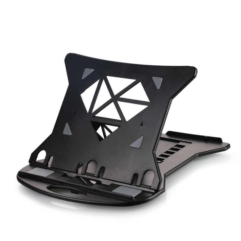 Opvouwbare Draagbare Laptop Cooling Stand 7-17 cm Hoogte Verstelbare 360 Rotatie Ergonomische Notebook Tabletten Houder voor MacBook iPad