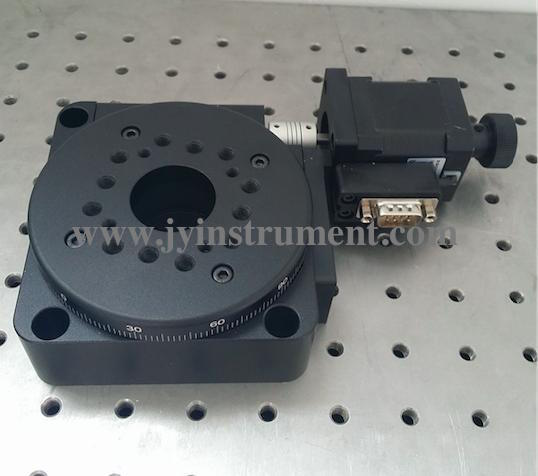 Motorized Rotary Stage, Rotary Stage, Rotary Table 100mm, Rotary Table, J02DX100