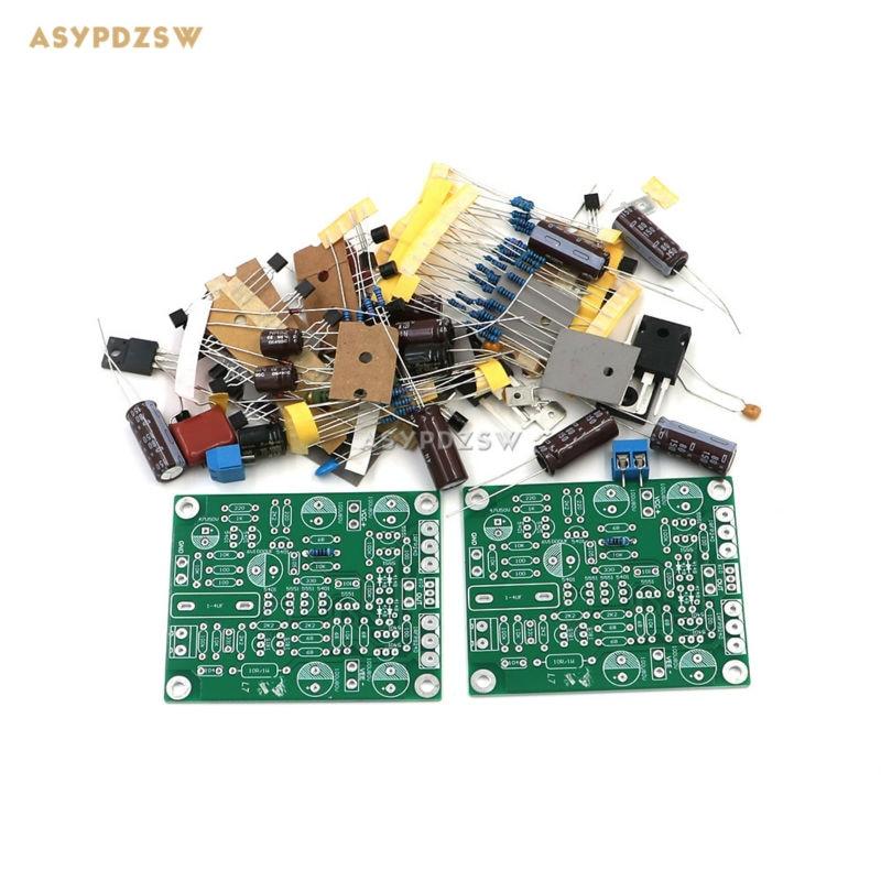 2 PCS L7 MOS FET CLASS AB Audio power amplifier DIY Kit IRFP240 IRFP9240 (2 channel) [vk] aqs221r2sz photomos mos fet relay relays