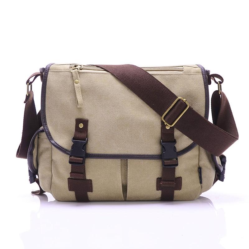 sacolas de escola homens bolsa Color : Brown ; Black ; Rice White