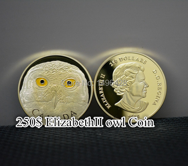 Royal Canadian Canada Mint Dollar Coin Set 2014 New 250