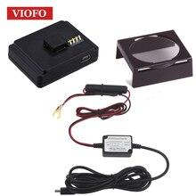 VIOFO Cubierta Mejorada + módulo GPS + VIOFO CPL Filtro de la Lente Original kit de cableado para VIOFO A119/A119S Tablero de Coches Dashcam Cámara DVR