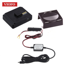VIOFO CPL Filter Lens Cover+Upgraded GPS module + VIOFO Original hardwire kit for VIOFO A119 /A119S Car Dash Dashcam Camera DVR