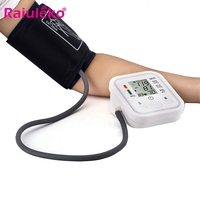 Health Care New Automatic Sphygmomanometer Tensiometro Digital Blood Pressure Monitor Wrist Tonometer BP Blood Pressure Meter