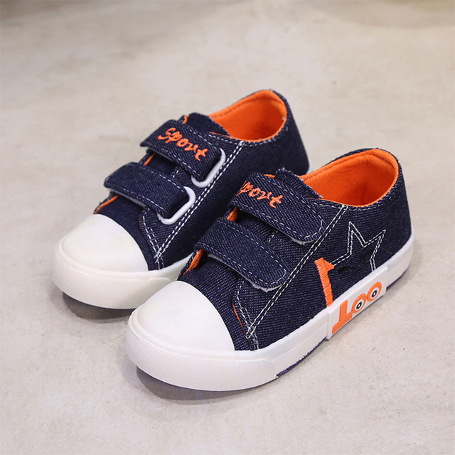30ba6d906e03 2017 Sneakers With Wheels Fashion Casual Children Canvas Shoes For Non-slip  Comfortable Sneakers Kids School Chaussure Garcon