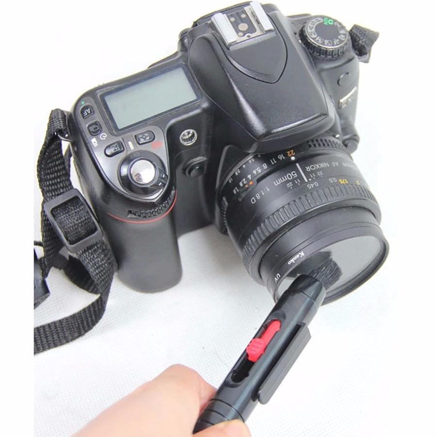 Original Lenspen Staub Reiniger Kamera Objektiv Reinigung Stift Set Pembersih Canon Merah Kufer Feedback