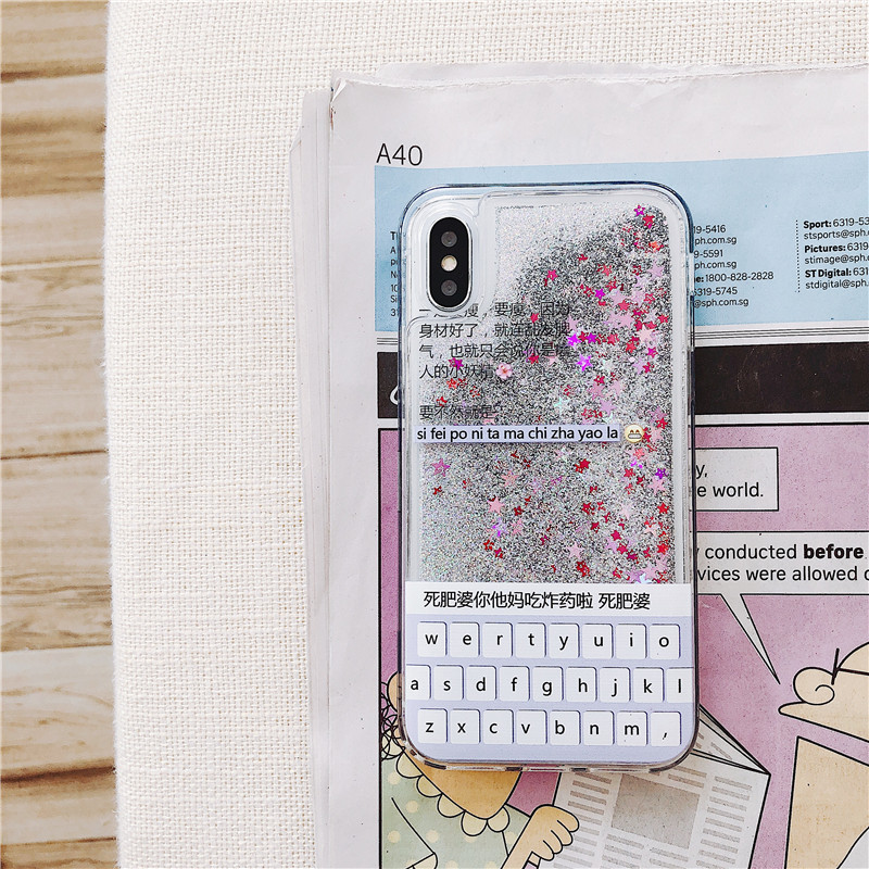 iphone xs max case keyboard