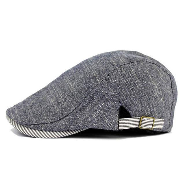 Online Shop Classic British Style Unisex Newsboy Hat Poor Boy Bakerboy  Cotton Blend Driving Cap Flatcap For Men and Women  02d1dd1089